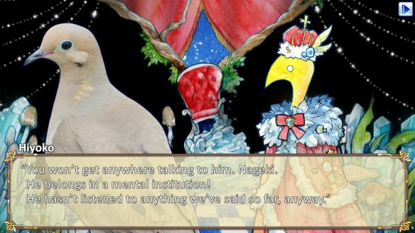 Hatoful Boyfriend- Holiday Star