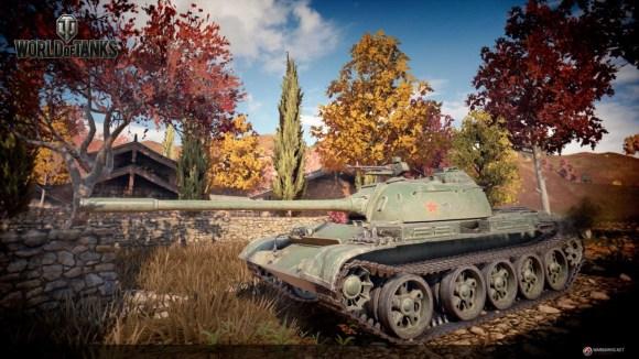 World Of Tanks Type-59 (2)