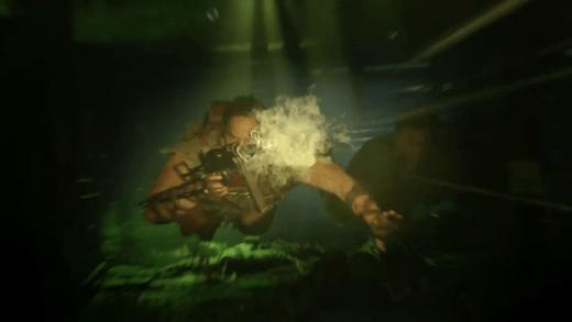 Aquí Takeo de nuevo con la HG 40 bajo el agua. No parece ser algo anecdótico, al final de la entrada explico porqué.