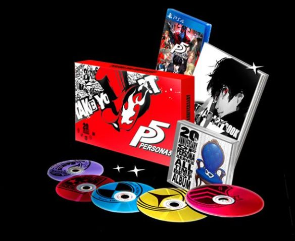 Persona 5 20th Anniversary Edition