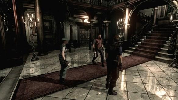 Resident Evil HD 2