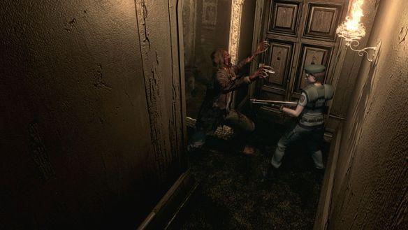 Resident Evil HD 3