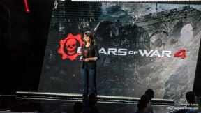 Gears of War 4 en la Conferencia de Microsoft