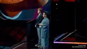 Katsuhiro Harada presentando Tekken para Xbox