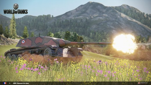 World Of Tanks AMX CDC 1