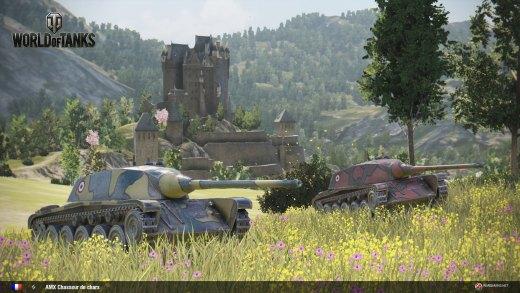World Of Tanks AMX CDC 2