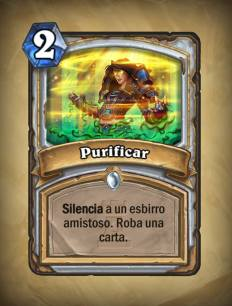 HearthStone Purificar