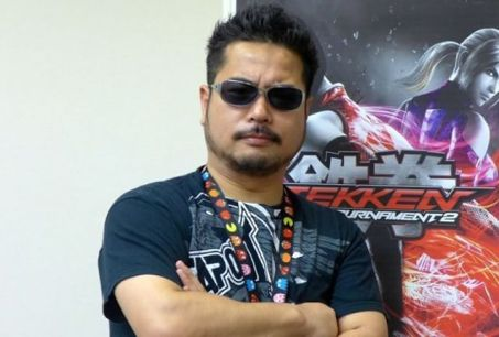 Katsuhiro Harada, productor de Tekken