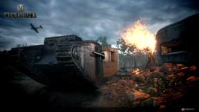 World Of Tanks Mark I 2