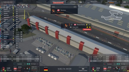 motorsport manager gameplay 2