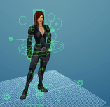 Cancelled-Avengers-Game-Black-Widow-Model