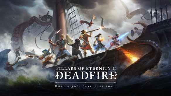 Pillars of Eternity 2 Deadfire