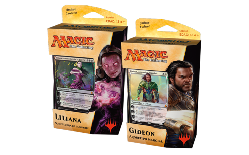 Sorteo de Magic The Gathering de dos mazos de Amonkhet