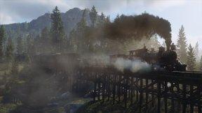 RDR 2 Tren