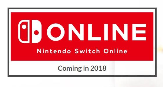 Nintendo da más detalles sobre el servicio online de Nintendo Switch