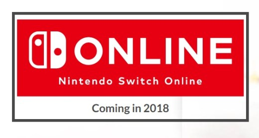 nintendo switch online 2018