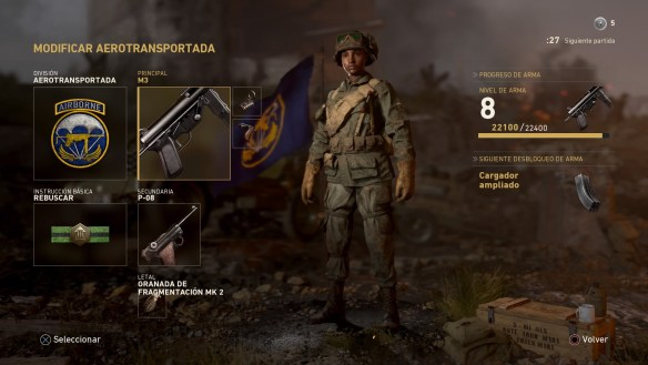 Impresiones de Call of Duty WWII Beta en PS4