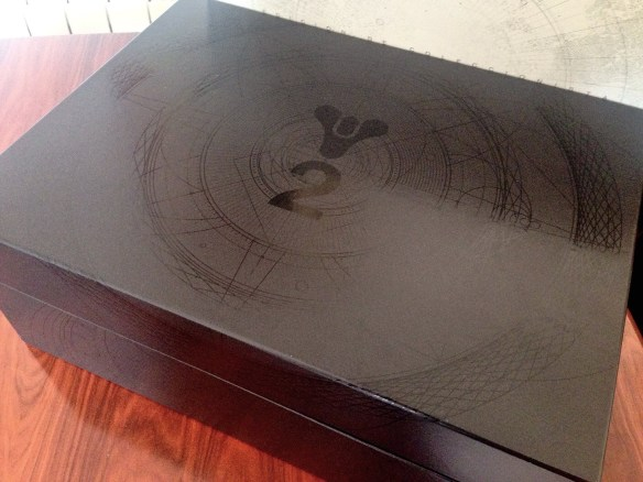 Destiny 2 Unboxing de la collector's edition para PS4