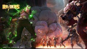 raiders of the broken planet Antagonise Me