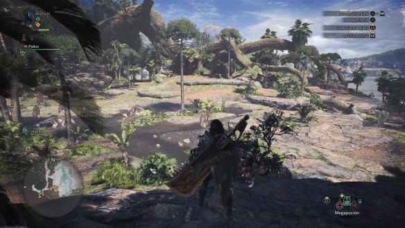 Monster Hunter World promete cientos de horas de diversión