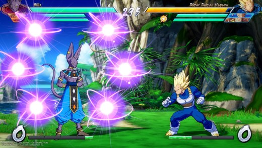 Dragon Ball FighterZ Hype Over 9000