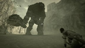 Shadow of the Colossus PS4 2