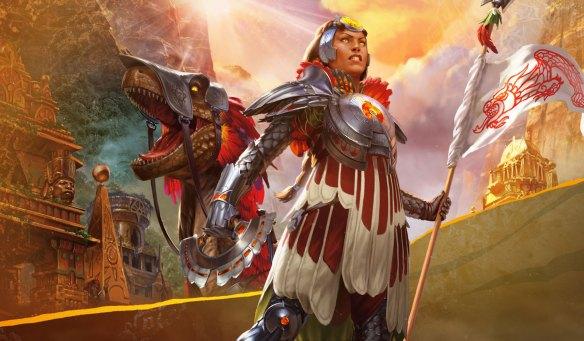 Rivales de Ixalan es la nueva expansión de Magic The Gathering