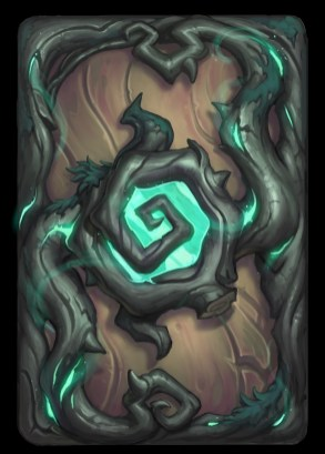 HearthStone El Bosque Embrujado In_A_Dark_Wood_Card_Back_png_jpgcopy