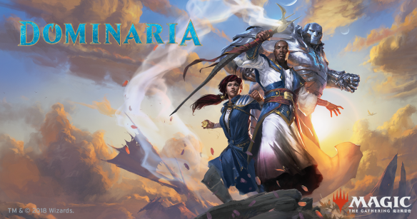 Dominaria es la nueva expansión de Magic The Gathering