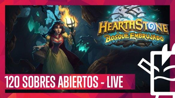 El Bosque embrujado embriaga la comunidad de HearthStone