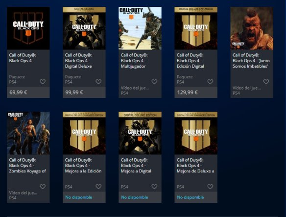 Black Ops Pass acabará destrozando Call Of Duty Black Ops 4