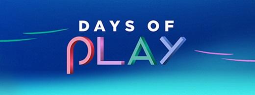 Days of Play es el nombre de la campaña pre-e3 con rebajas y una consola conmemorativa