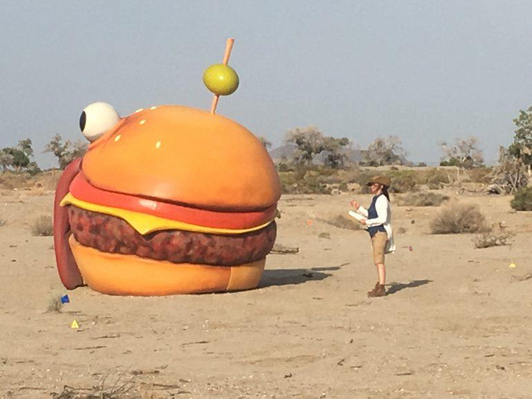 Donde esta el numero de la hamburguesa de fortnite