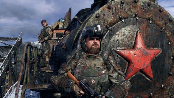 [Gamescom 18] Metro Exodus muestra nuevo gameplay