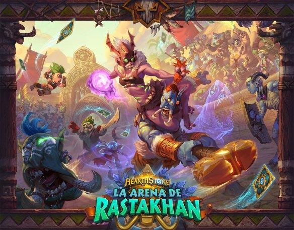 [Blizzcon 2018] La Arena de Rastakhan finiquita el año del cuervo