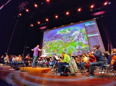 Games Symphonies 43