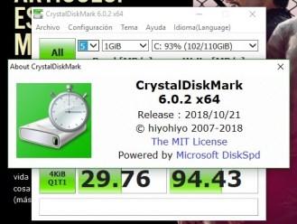 cristal diskmark