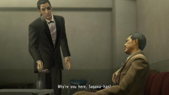 Majima y Sagawa