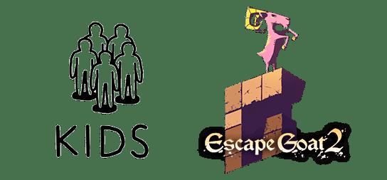 Kids y Escape Goat 2