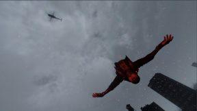 spidey helicóptero