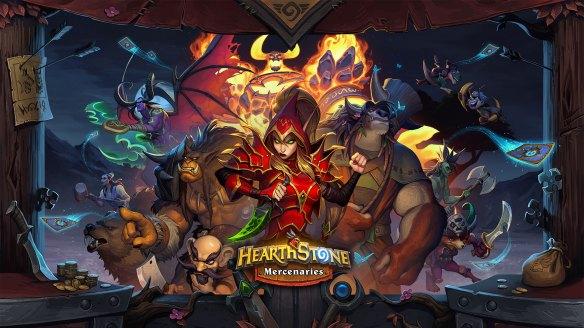 Mercenarios de Hearthstone es el nuevo modo de juego