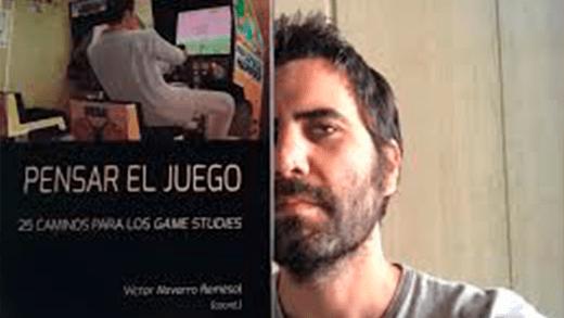 Pensar el juego con Victor Navarro