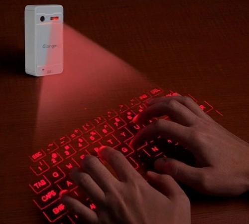 投影式のBluetooth対応バーチャルキーボードおすすめ5選