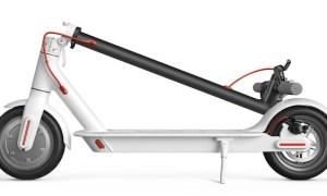 Xiaomiの電動キックスクーター「Mi Electric Scooter」
