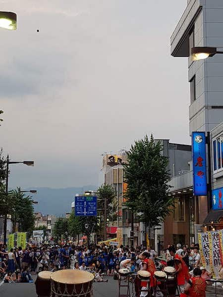 飯田りんごん(夏祭り)Summer Festival, Iida Ringon festival