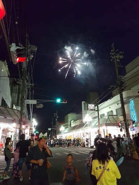 飯田りんごん(夏祭り)Summer Festival August 2018