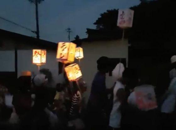 5SEC 307 (Yatakasuwa Shrine Festival,矢高諏訪神社お祭り, Japan, August 2018)