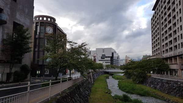 早朝のナワテ通り(Matsumoto trip part2),akihikogoto.com