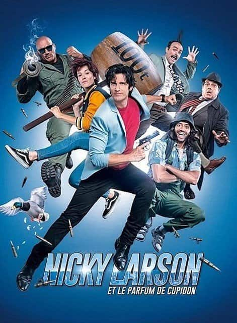 Nicky Larson et le parfum de Cupidon (2018) (City Hunter)
