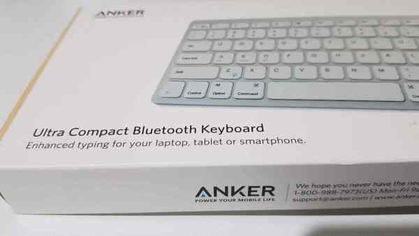 Anker ウルトラスリム Bluetooth ワイヤレスキーボード, akihikogoto.com